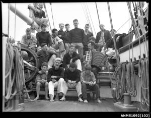 sailors singing